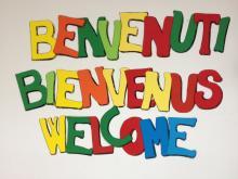 Benvenuti!!!